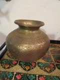 真鍮 OLD POT(I-GJ-OLDPO1)