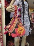アンティーク グジャラート刺繍 small BAG(I-GJ-GBAG2)