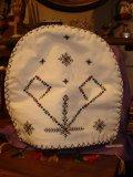 フェズ刺繍ポットカバー(M-POCOVERB)