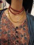 真鍮ミックス フェアトレード ネックレス(I-DEL-PEPN1)