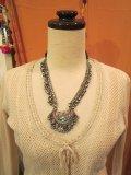 vintage gypsy トライバル ネックレス(I-TNEGG)